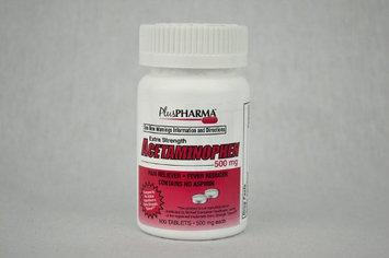Pharbest Pharbetol, Extra Strength Acetaminophen, 500 mg - 100 ct