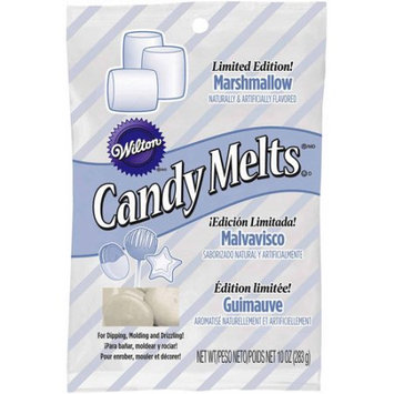 Wilton 10 oz. Candy Melts , Marshmallow 1911-400
