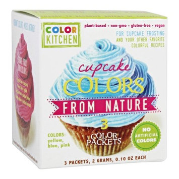 Color Kitchen 230311 Food Coloring Cupcake Color Set - Kits