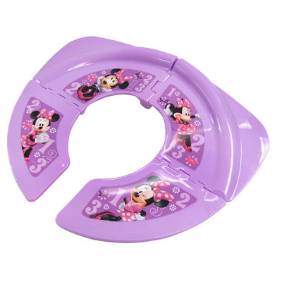 Minnie Mouse Folding Travel Potty Seat