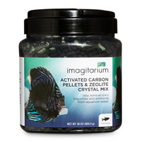 Imagitarium Activated Carbon Pellets & Zeolite Crystal Mix, 30 oz.