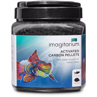 Imagitarium Activated Carbon for Fresh or Salt Water Aquariums, 23 oz.