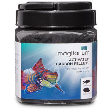 Imagitarium Activated Carbon for Fresh or Salt Water Aquariums, 11 oz.