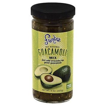 frontera All Natural Guacamole Mix 8 Oz
