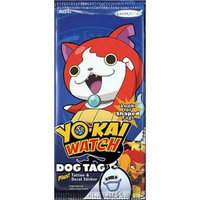 Enterplay Yo-Kai Watch Dog Tags Fun Pack Box