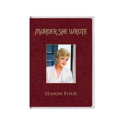 Murder, She Wrote: Season Four [5 Discs] (new)