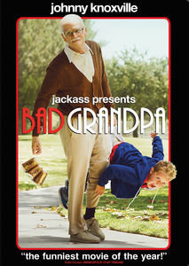 Jackass Presents: Bad Grandpa (DVD)