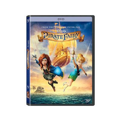 The Pirate Fairy DVD