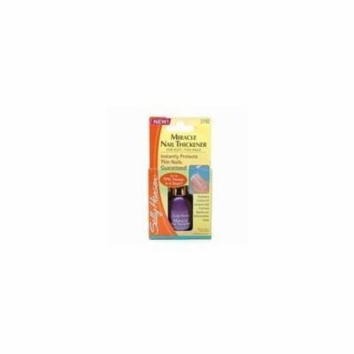 Sally Hansen Miracle Nail Thickener - .45 fl. oz. (2-pack)