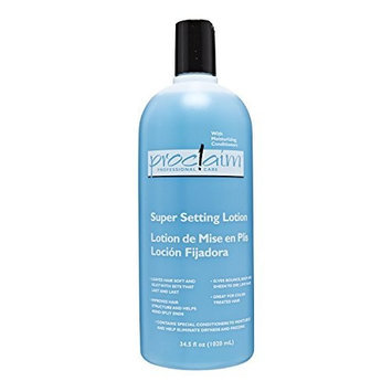 Proclaim Super Setting Lotion