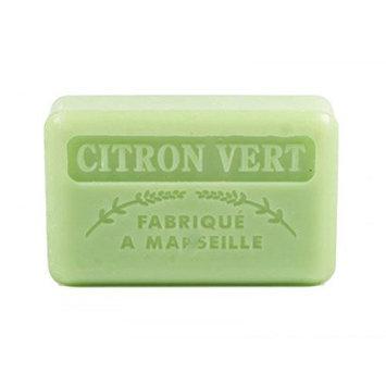 Foufour 125G Savon De Marseille Soap - Lime (Citron Vert)