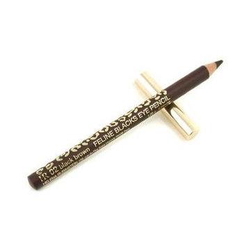 Helena Rubinstein Feline Blacks Eye Pencil - # 02 Black Brown - 1.05g/0.037oz