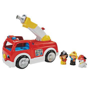 Fisher-Price Little People Lift 'n Lower Fire Truck