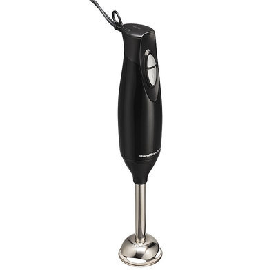 Hamilton Beach 2-Speed Hand Blender, Black