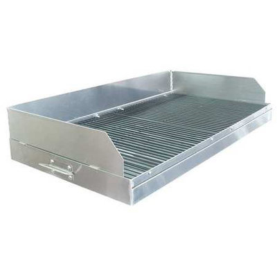 Crestware Portable Grill Box. Model: PGB