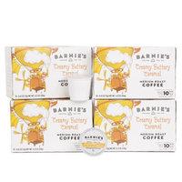 Barnie's Coffee & Tea Co. Creamy Buttery Caramel Single Serve 40 CT