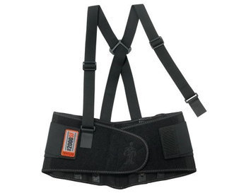 Proflex Back Support (Black, XS). Model: 2000SF