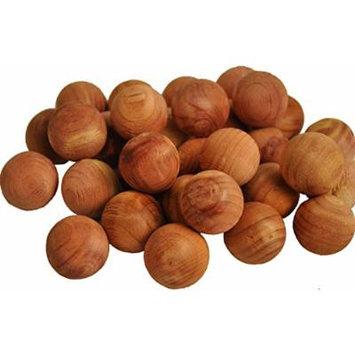 Cedar Green C322 Aromatic Cedar Balls, 120-Piece