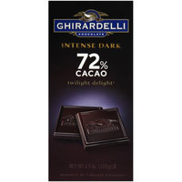 Ghirardelli Intense Dark Chocolate, 72% Cacao Twilight Delight