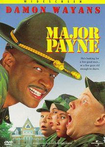 MAJOR PAYNE BY WAYANS, DAMON (DVD)