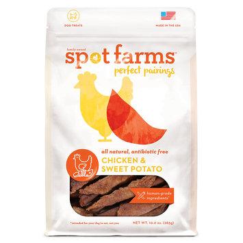 Spot Farms Perfect Pairings Chicken & Sweet Potato Dog Treats