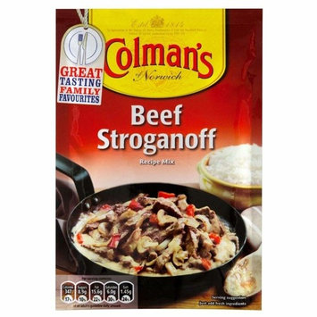 Colman's Beef Stroganoff Sauce Mix (39g) - Pack of 2