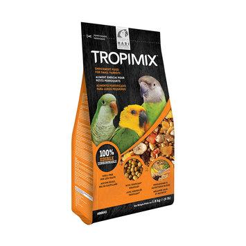 Hagen Tropimix Formula for Small Parrots, 4lbs.
