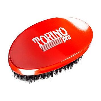 Torino Pro Wave Brush #690 By Brush King - Medium Curve 360 Waves Palm Brush
