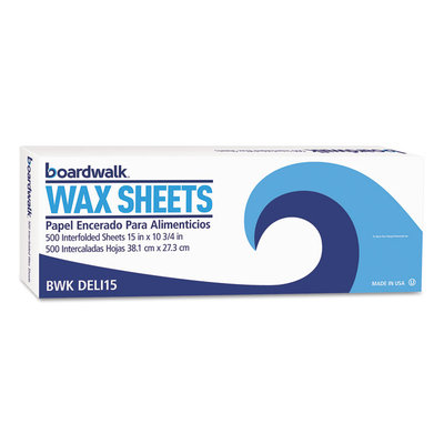 Boardwalk Interfold-Sheet Deli Paper, 12