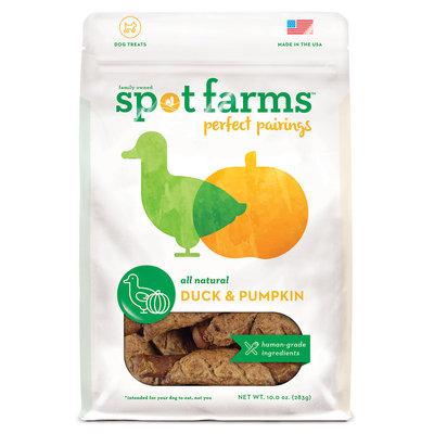Spot Farms Perfect Pairings Duck & Pumpkin Dog Treats