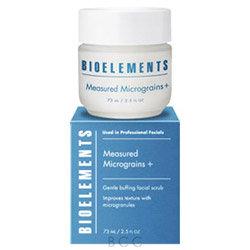 Bioelements Measured Micrograins + 8 oz