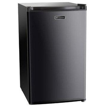 Emerson 3.1 cu. ft. Compact Refrigerator - Black