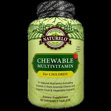 Naturelo Multivitamin Gummies for Children - Mixed Berry Flavor - 90 Gummies