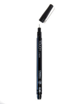 Shinhan Touch Liner 0.05, black [pack of 4]