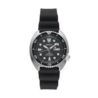 Seiko Mens Spring Prospex Silicone Strap Watch - SRP777