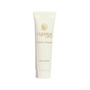 Clarria Tinted Primer Toffee .4oz 12ml Travel Size