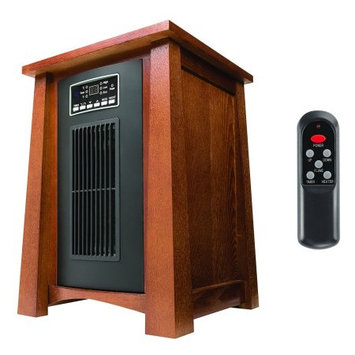 Haier HHC15CPCV 3 Element Infrared 5,100 BTU Heater with Remote