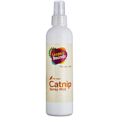 Leaps & Bounds Natural Catnip Spray Mist, 8 oz.
