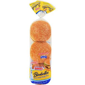 Bimbo Bollos Hamburger Bun, 19.8oz., 6pk.
