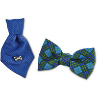 Bond & Co. Blue Bowtie 2 Pack
