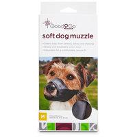Good2Go Nylon & Mesh Dog Muzzle, Medium