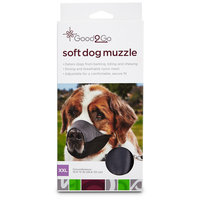 Good2Go Nylon & Mesh Dog Muzzle, XX-Large