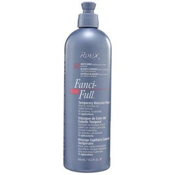 ROUX Fanci-Full Rinse Temporary Hair Color White Minx 15 oz (Model: ROU5052) by Revlon