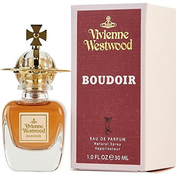 BOUDOIR by Vivienne Westwood EAU DE PARFUM SPRAY 1 OZ (Package Of 3)