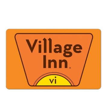 Village Inn $25 (email delivery)