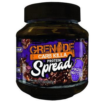 Grenade Carb Killa Whey Protein Chocolate Spread Hazel Nutter