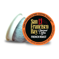 San Francisco Bay Coffee OneCup, French Roast, 36 Ct