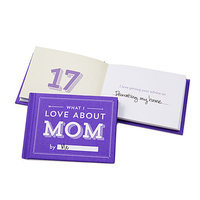 What I Love About Mom Little Gift Book