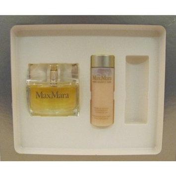 MAX Mara By Max Mara for Women 2 Piece Set: 1.4 Oz Eau De Parfum Spray + 1.7 Oz Moisturizing Body Wash