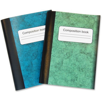 Sparco Composition Books - Multi-colored Cover - 4 / Pack (spr-36126)